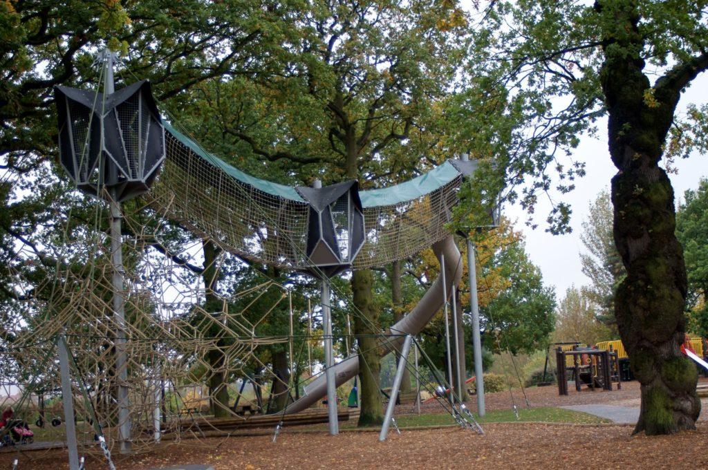 Adventure Playground at Preston Park in Eaglescliffe